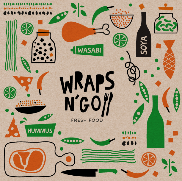 wraps-n-go by Asia Pietrzyk